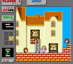 Wonder Boy 2+arcade+game+portable+retro+free download+videojuego+descargar gratis