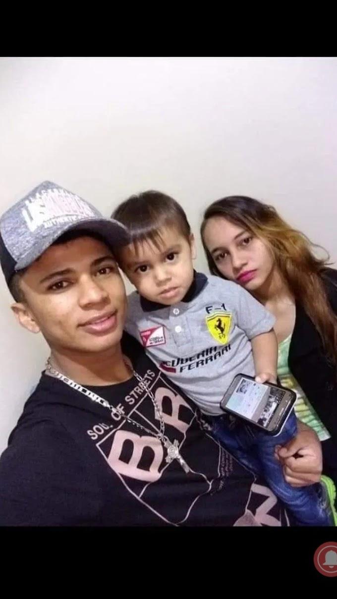 CASAL MORREU VÍTIMA DE ACIDENTE NO RIACHO DOS CAVALOS EM CRATEÚS E CRIANÇA FICOU FERIDA