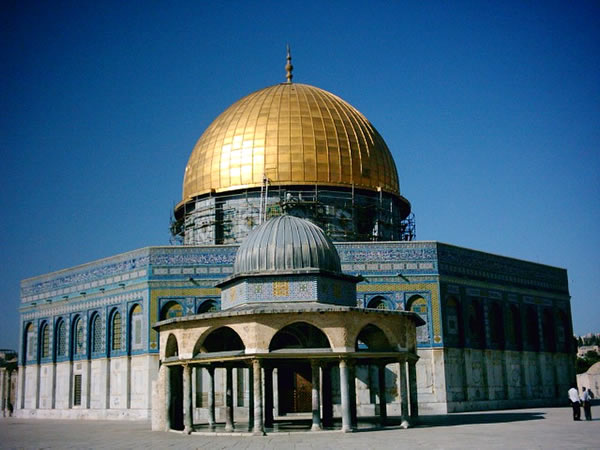 Dome of the Rock, Masjid Al-Aqsa