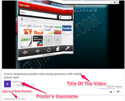 How To Cite A YouTube Video apa
