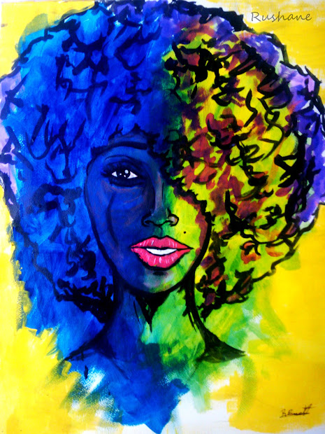 Rushane' Art Watercolor Projects