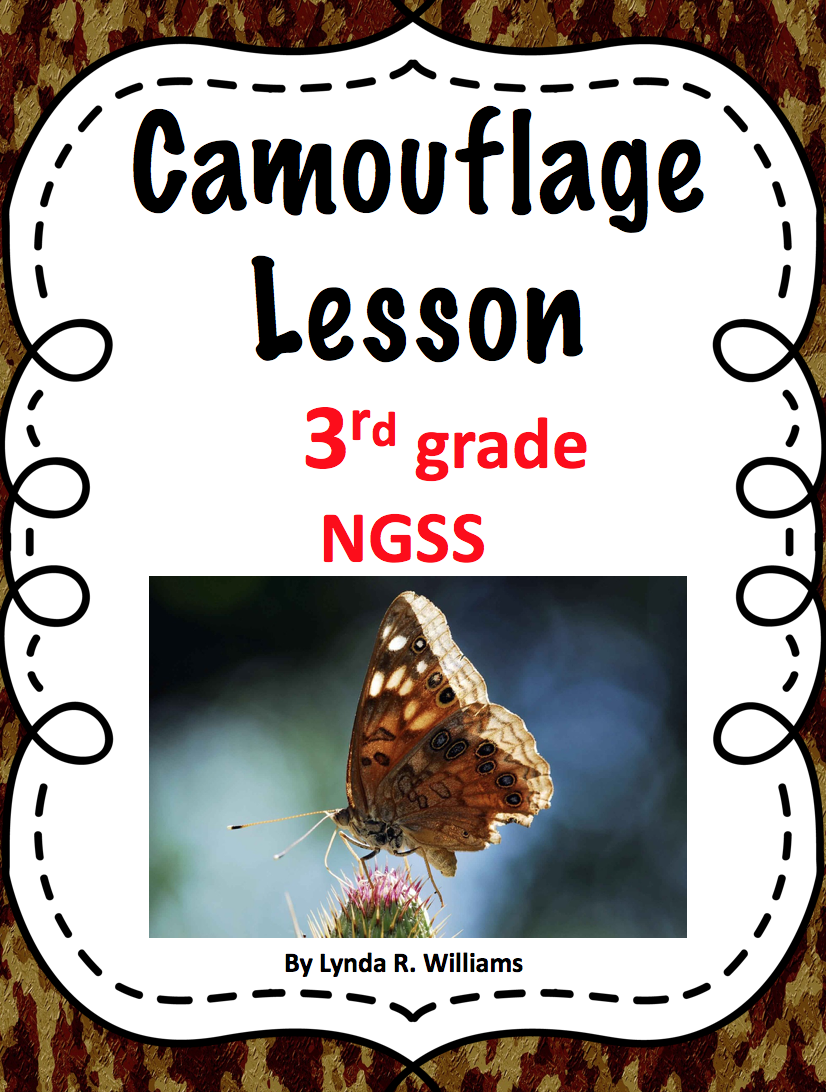teaching science with lynda mimicry and camouflage science