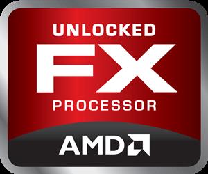 Modelos de processadores FX da AMD