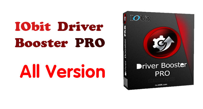 download driver booster 5.1 pro crack