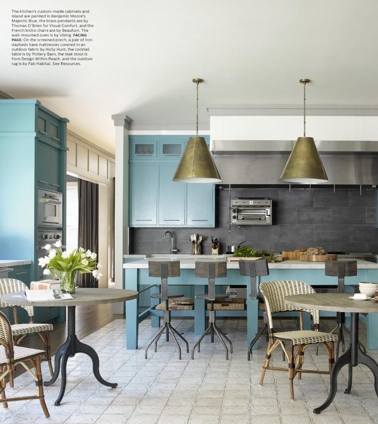 Elle Decor Kitchens: Coulda Shoulda Woulda: Elle Decor July / August 2013