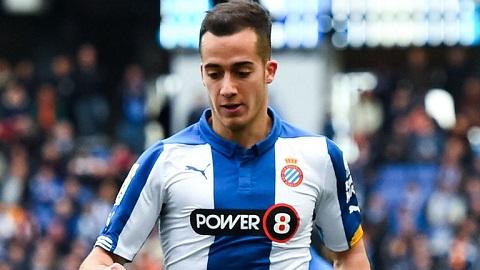 Tuyệt vọng với tương lai mờ mịt tại sân Bernabeu, Lucas Vazquez đã xin chuyển đến thi đấu cho Espanyol ở mùa Hè năm ngoái