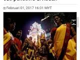 Kelantan tak ambil cuti thaipusam