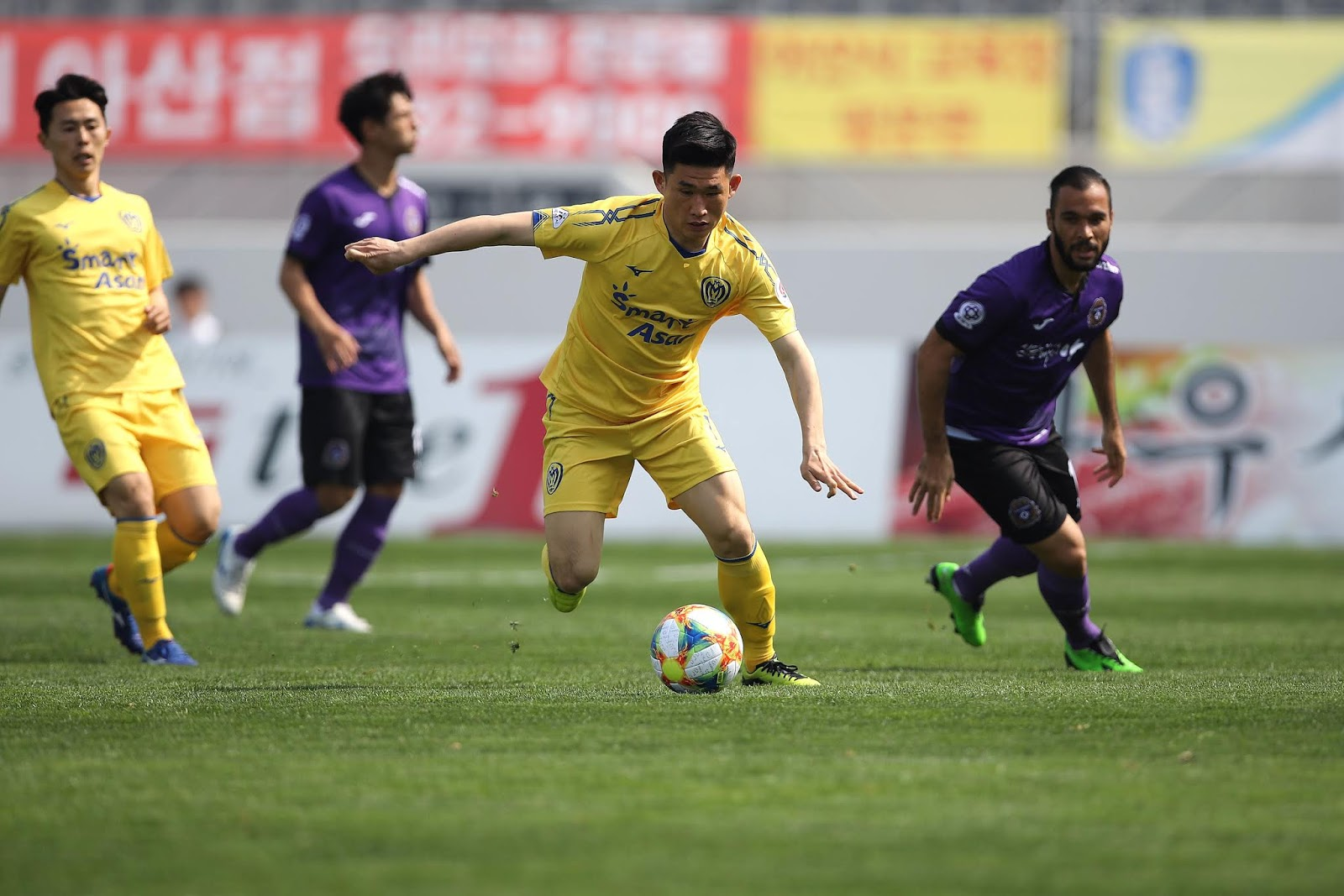 Preview: Asan Mugunghwa vs Suwon FC K League 2 Round 8