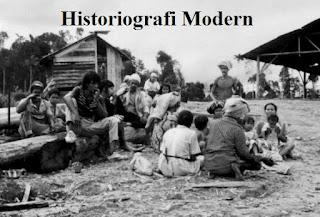 Pengertian, Ciri Ciri dan Contoh Historiografi Modern