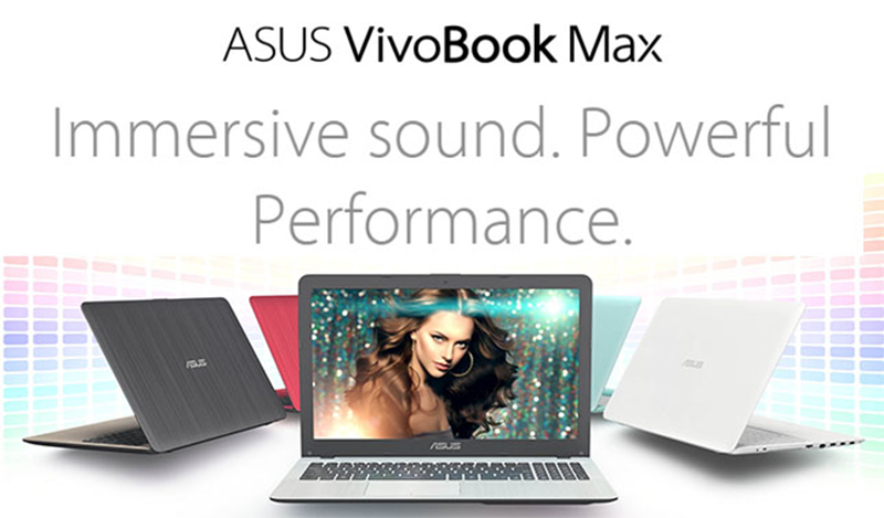 GB of RAM is right away available hither inwards the Philippines Asus VivoBook Max Has Influenza A virus subtype H5N1 iv GB Of RAM Variant For PHP 15288!