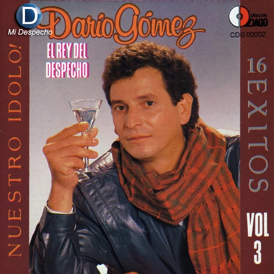 Dario Gomez 16 Exitos Vol. 3
