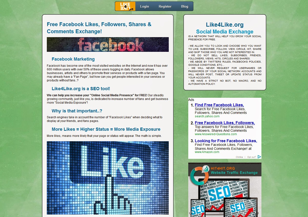 Professional Ways To Get Fans, Followers and Likers For Facebook To
