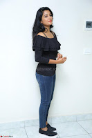 Deepthi Shetty looks super cute in off shoulder top and jeans ~  Exclusive 95.JPG