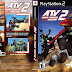 ATV Quad Power Racing 2 - Playstation 2