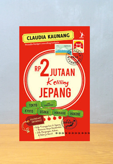 RP2 JUTAAN KELILING JEPANG, Claudia Kaunang
