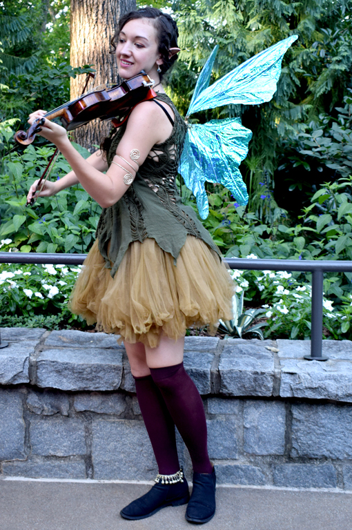 Faerie| Imaginary Worlds | Atlanta Botanical Garden | Photo: Travis S. Taylor