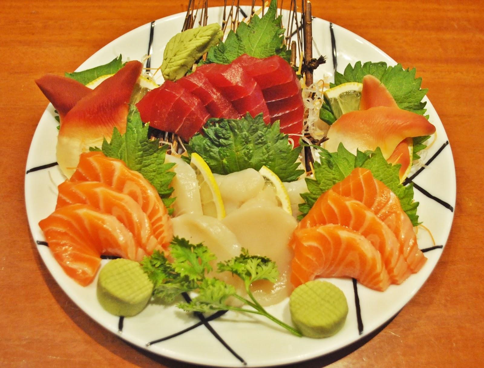 Sushi Masa - Penjaringan : Tak Terlupa Sepanjang MASA - Sashimi