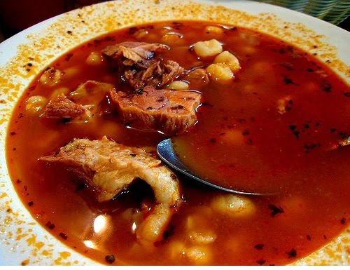 Making an Authentic Mexican Pozole Soup