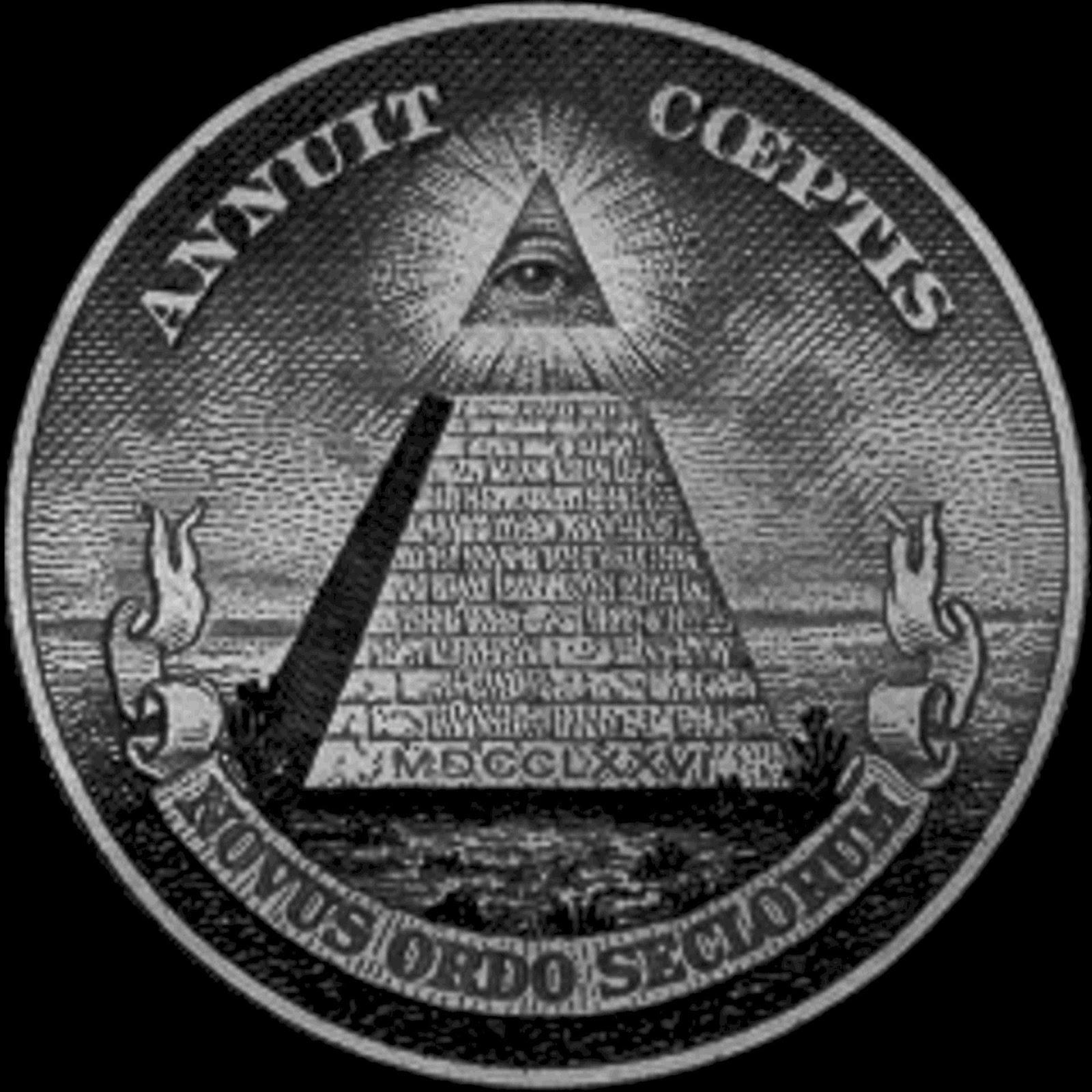 Illuminati Pyramid Eye