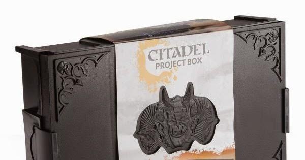 Kris Wall Minis Citadel Project Box Games Workshop Webstore