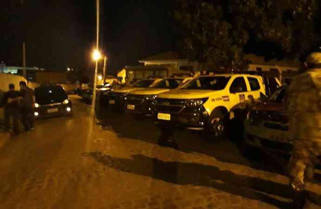 Operação Policial desarticula quadrilha responsável por roubo de cargas em AL e PE