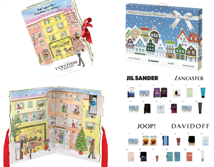 Beauty Adventskalender 2015 - L´Occitane & Lancaster