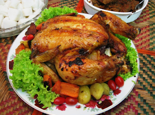 Resep Masakan dari Ayam Panggang