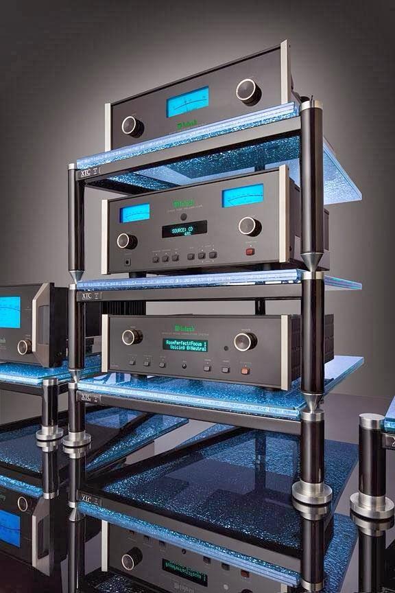 Mono And Stereo High End Audio Magazine Xtc Rack Designs