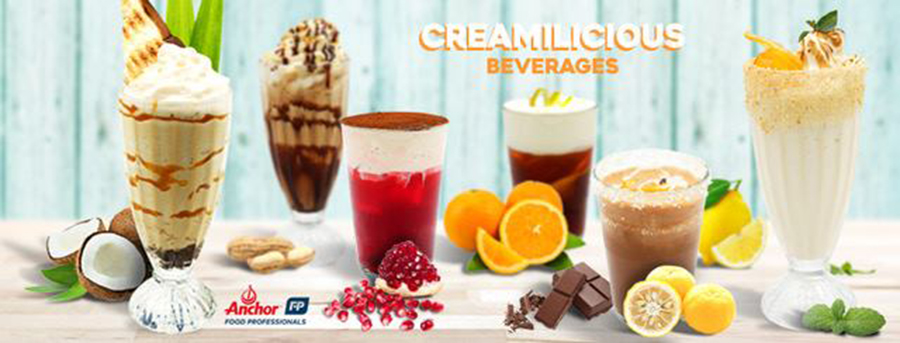 Anchor Food Professionals, moodmojee launch, moodmojee beverages, kayanika fusion, lemon mint meringue, pom & grey twist, tangy brew, white chocoffee, yuzu chocolate surprise,