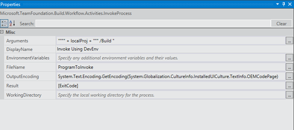 just TFS: Creating SSIS Packages using TFS Build