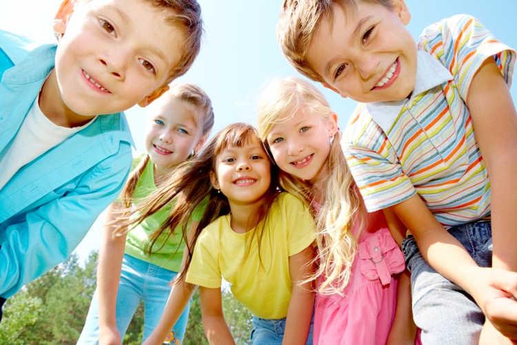 groupe enfants IEF