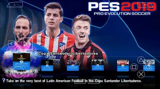 Download PES 2019 English Versions V7 Texture & Savedata Update January 2019