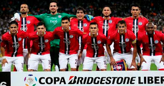 Cerro Porteño Copa Libertadores 2016