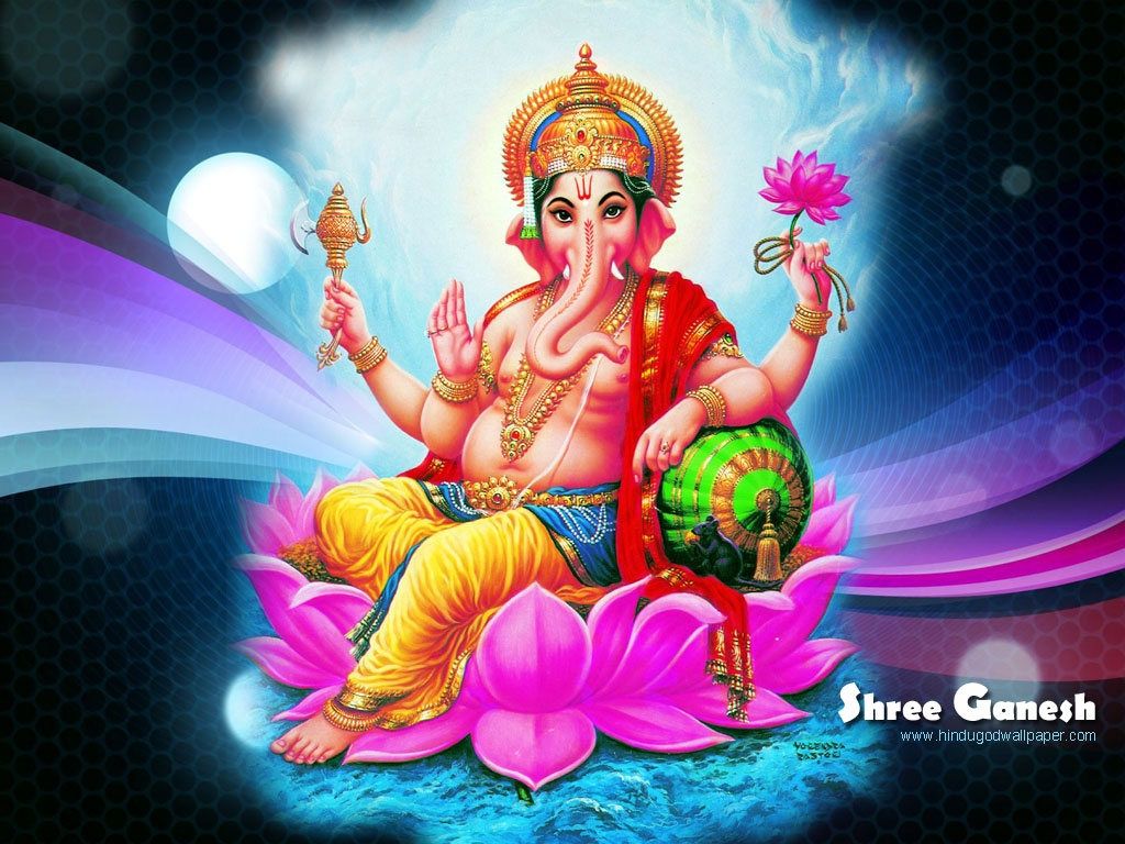 Shree Ganesh Hd Images: GOD HD WALLPAPERS: Vinayagar Wallpaper
