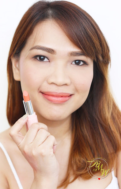 a photo of Etude House Dear My Blooming Lips-Talk Chiffon Nikki Tiu Askmewhats