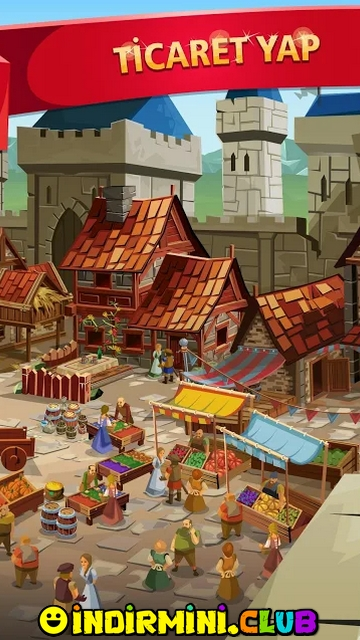 empire four kingdoms hileli apk indir