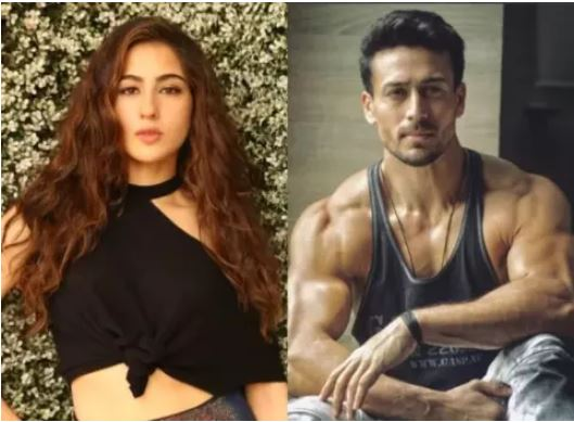 sara ali khan and tiger sheroff