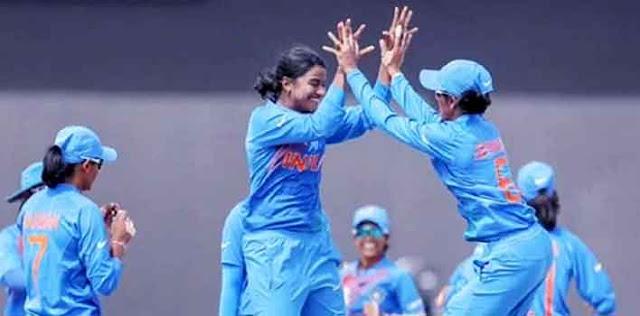 भारत अब ग्रुप बी में चार अंक के साथ शीर्ष पर