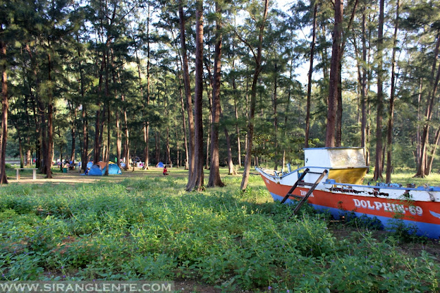 Nagsasa Cove Camping