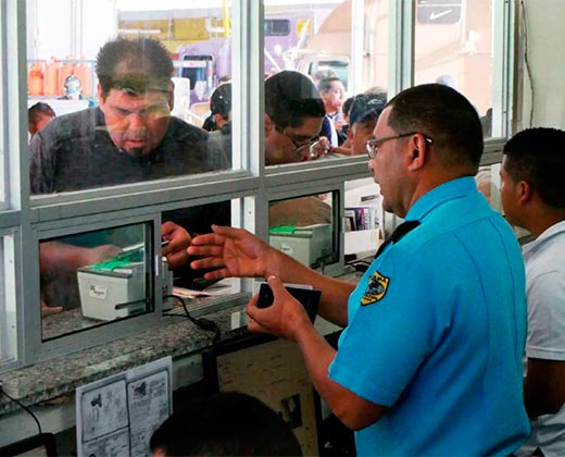 """Así es como Panamá corta el """"juego"""" de la migración venezolana"""
