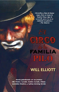 Reseña de El Circo de la familia Pilo - Will Elliot