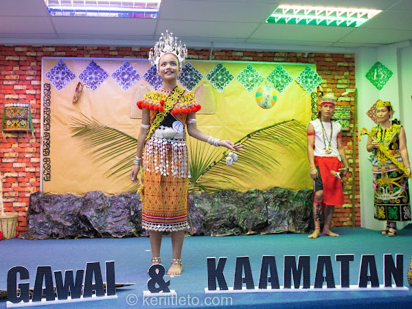 [Photography Project] Gawai & Kaamatan 2016