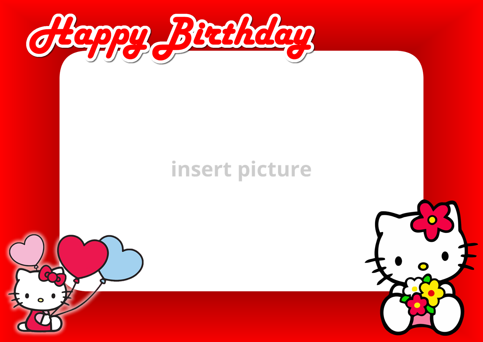 Famous Happy Birthday Frames Free Download Image - Picture Frame ...
