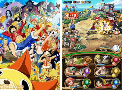 one piece android game