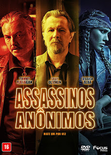 Assassinos Anônimos - BDRip Dual Áudio