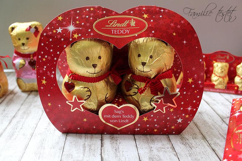 Sag´s mit dem Teddy von Lindt