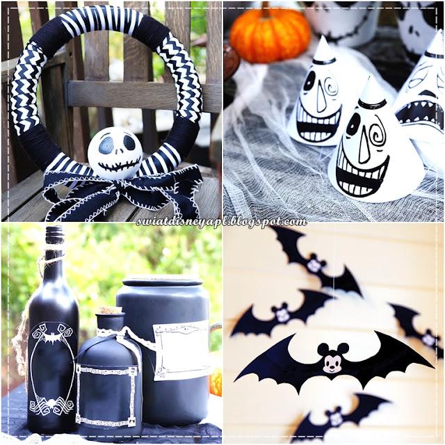 Halloween w stylu Disneya