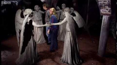 Response: Why People Leave the Church and Never Come Back (With Weeping Angels)