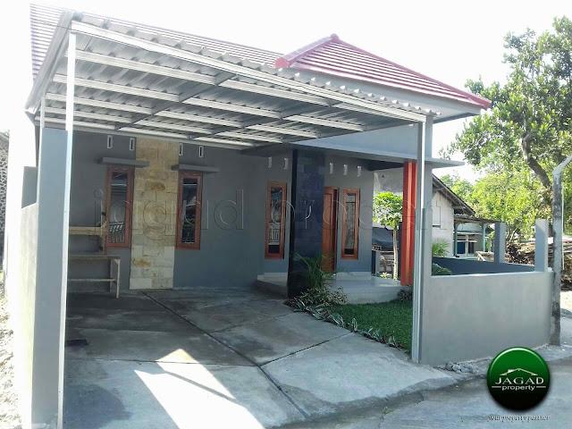Rumah Baru Siap Huni dekat Pasar Sidareja, Kalasan