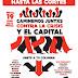 "Marcha 19 J ""contra la crisis y el capital"""